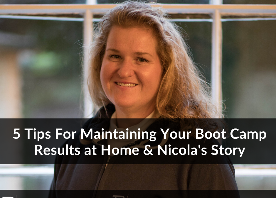006 – Tips Weight Loss at Home With Conquer Food Coach Nicola Summers