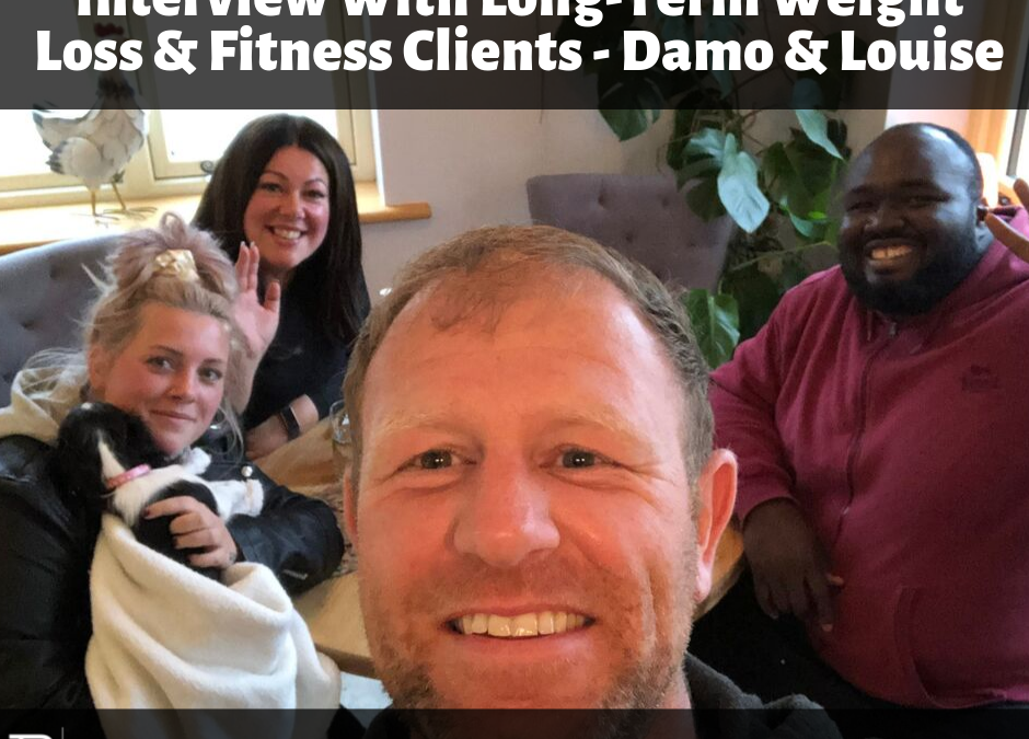 003 – The key to getting the best from the Conquer Food rapid weight loss programme with Damo & Louise