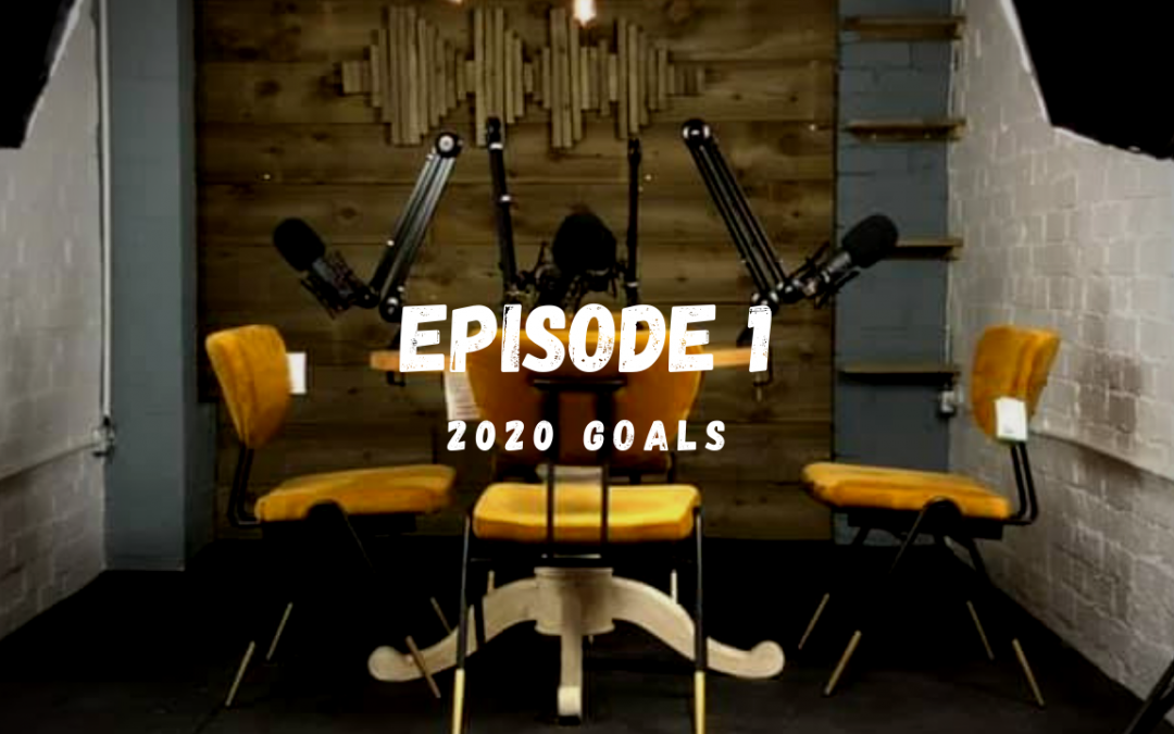 S3-01 Conquer Food Show Intro to Series 3 & our 2020 Podcast Goals