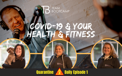 QDP – Ep1 – Quarantine Daily Podcast Ep1 – The Happiness Equation & How To Deal With Covid-19