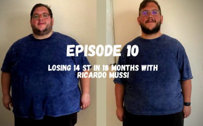S3 Ep10 – Binge Eating Tips & Lessons After Losing 14 Stone in 18 Months   Ricci Mussi
