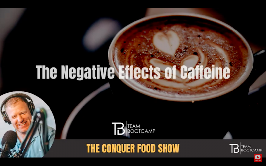 Giving Up Coffee & The Negative Effects of Caffeine