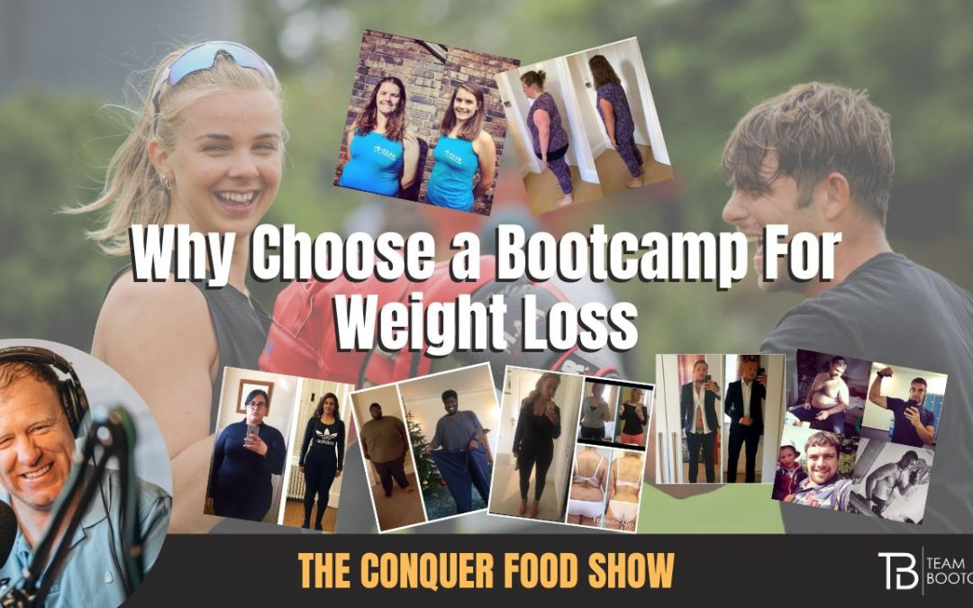 Why Choose a Boot Camp For Weight Loss?