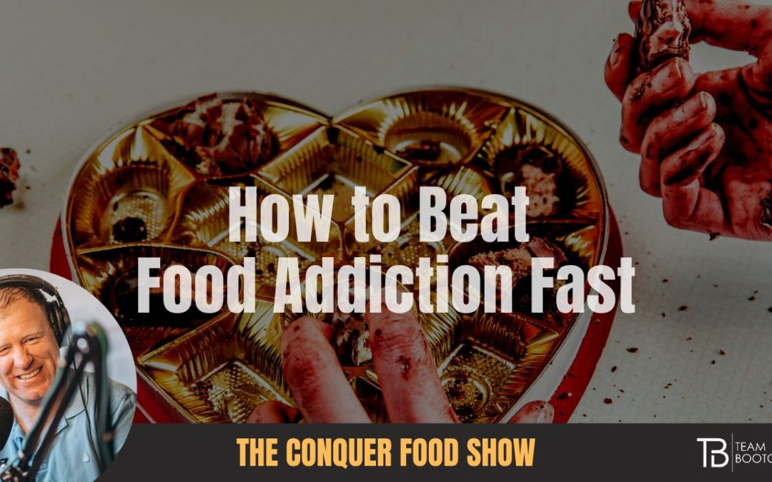 How to Beat Food Addiction Fast – (with worksheet)