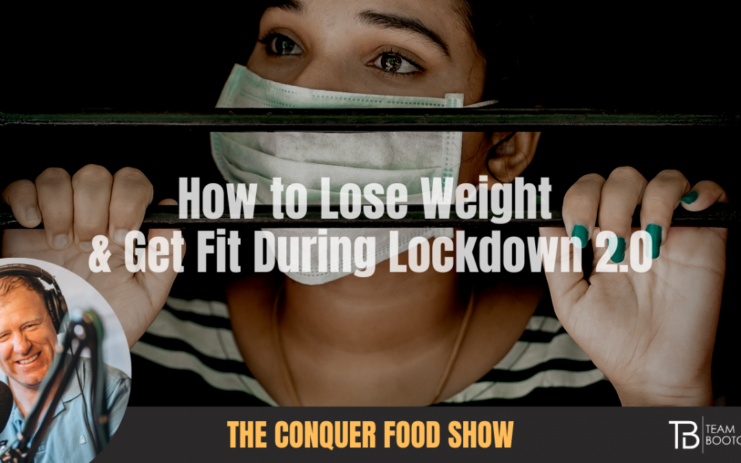 How to Lose Weight & Get Fit During Lockdown 2.0